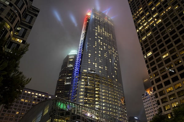 Los Angeles Tallest Building