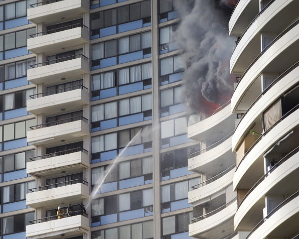 Honolulu Apartment Fire